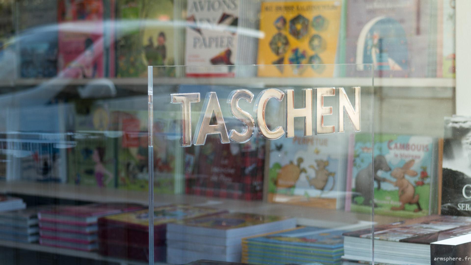 Taschen Art Book Lyon